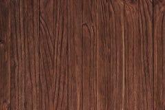 Uitstekende oude donkere bruine houten textuur als achtergrond Royalty-vrije Stock Fotografie