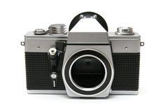 Uitstekende oude filmcamera Royalty-vrije Stock Foto