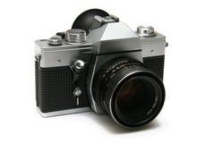 Uitstekende oude filmcamera Stock Afbeelding