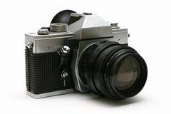 Uitstekende oude filmcamera Royalty-vrije Stock Foto's