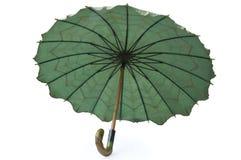 Uitstekende parasol Stock Afbeeldingen