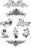 Uitstekende patronen voor ontwerp Royalty-vrije Stock Foto