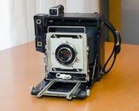 Uitstekende Perscamera Royalty-vrije Stock Afbeelding