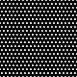 Uitstekende Polka Dot Seamless Pattern Royalty-vrije Stock Foto's