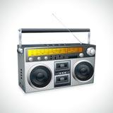 Uitstekende Radio Royalty-vrije Stock Foto