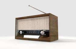 Uitstekende Radio stock illustratie