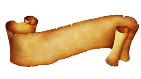 Uitstekende, realistische lintbanners Stock Foto