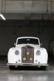 Uitstekende Rolls Royce-auto Royalty-vrije Stock Fotografie