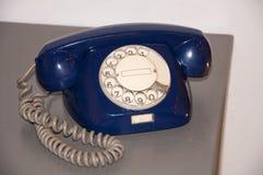 Uitstekende roterende telefoon Royalty-vrije Stock Foto's