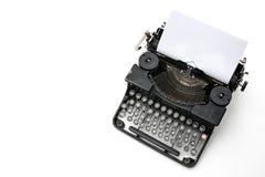 Uitstekende schrijfmachine