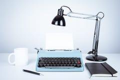 Uitstekende Schrijfmachine Royalty-vrije Stock Foto