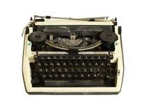 Uitstekende Schrijfmachine Stock Afbeelding