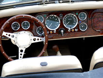 Uitstekende sportwagen Royalty-vrije Stock Foto's