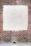 Uitstekende stedelijke achtergrond Stock Afbeeldingen