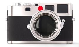 Uitstekende stijl digitale camera stock foto