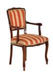 Uitstekende stoel Stock Foto