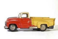 Uitstekende stuk speelgoed auto Royalty-vrije Stock Afbeeldingen