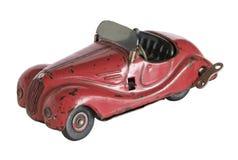 Uitstekende stuk speelgoed auto Stock Afbeeldingen