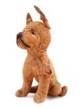 Uitstekende stuk speelgoed hond Royalty-vrije Stock Foto