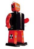 Uitstekende stuk speelgoed robot Royalty-vrije Stock Afbeeldingen