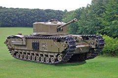 Uitstekende Tank. Royalty-vrije Stock Foto