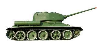 Uitstekende tank Stock Foto