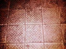 Uitstekende tegels Stock Foto
