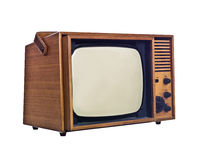 Uitstekende televisie royalty-vrije stock foto's