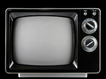 Uitstekende Televisie royalty-vrije stock afbeelding