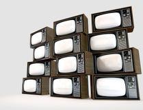 Uitstekende Televisie vector illustratie