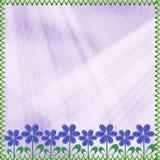 Uitstekende textielachtergrond Royalty-vrije Stock Afbeeldingen