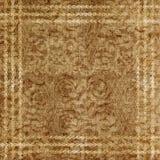 Uitstekende textielachtergrond Stock Foto