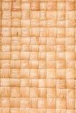 Uitstekende Textuur door een Weefsel Rieten Patroon Met de hand gemaakt voor Backgroun stock foto's