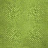 Uitstekende textuur met retro polkapatroon. EPS 8 Royalty-vrije Stock Afbeeldingen