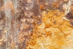 Uitstekende textuur van decoratief pleister of grungy marmeren achtergrond van natuurlijk cement of oude steen Sluit omhoog royalty-vrije stock afbeeldingen