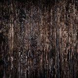 Uitstekende textuur van schors houten natuurlijke achtergrond, donkere bruine colo Stock Fotografie