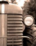 Uitstekende Tractor Stock Foto's