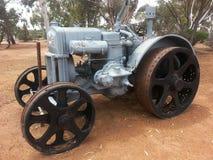 Uitstekende tractor Royalty-vrije Stock Fotografie