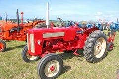 Uitstekende tractoren Royalty-vrije Stock Foto