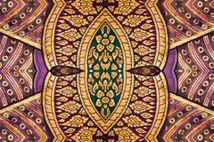 Uitstekende traditionele Thaise stijl Stock Afbeelding