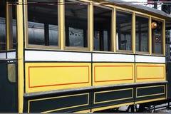 Uitstekende trein Stock Fotografie