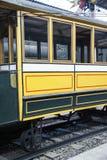 Uitstekende trein Stock Afbeeldingen