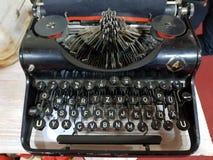 Uitstekende typemachine royalty-vrije stock afbeelding