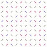 Uitstekende vector geometrische achtergrond Vat ornament samen royalty-vrije illustratie