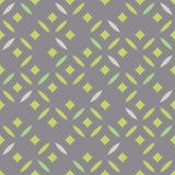 Uitstekende vector geometrische achtergrond Vat ornament samen stock illustratie