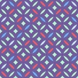Uitstekende vector geometrische achtergrond Vat ornament samen vector illustratie