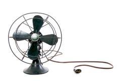 Uitstekende ventilator Stock Foto's