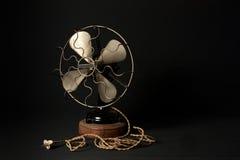 Uitstekende ventilator Royalty-vrije Stock Afbeelding