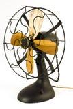 Uitstekende ventilator Stock Afbeeldingen