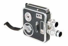 Uitstekende videocamera Royalty-vrije Stock Foto